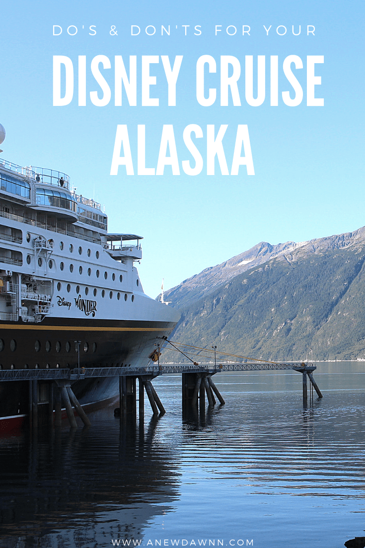 Do's and Don'ts for your Alaska Cruise
