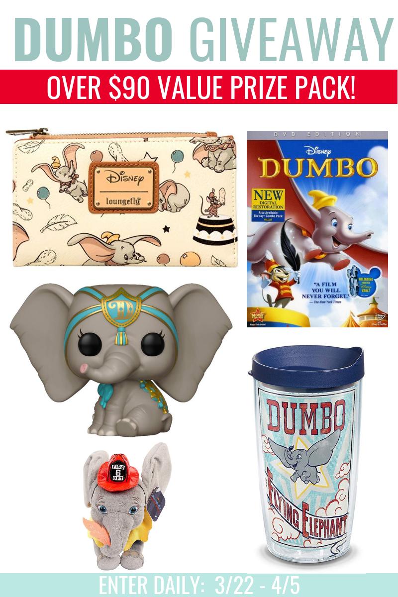 Dumbo Giveaway