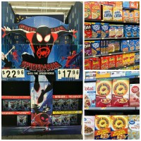 Spiderman: Into the Spiderverse Spiderman Popcorn Recipe