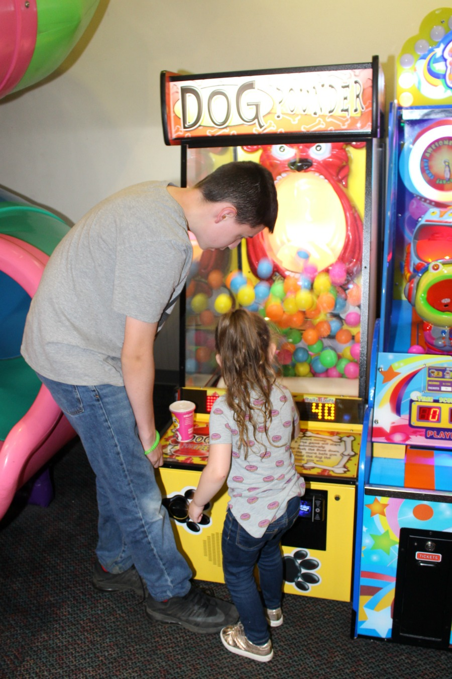 School's out! Hit Chuck E. Cheese's for Spring Break Fun that WON'T Break the Bank!