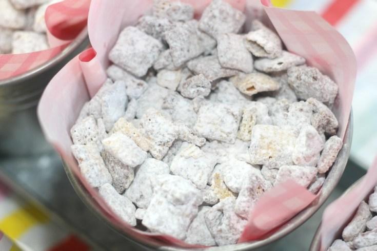 Double Peanut Butter Muddy Buddies Recipe