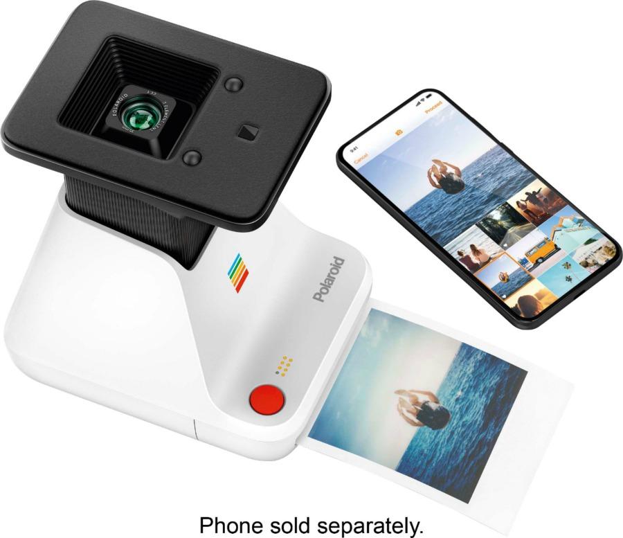 The Polaroid Lab