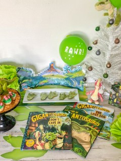 Plan the perfect (and simple) Gigantosaurus Party