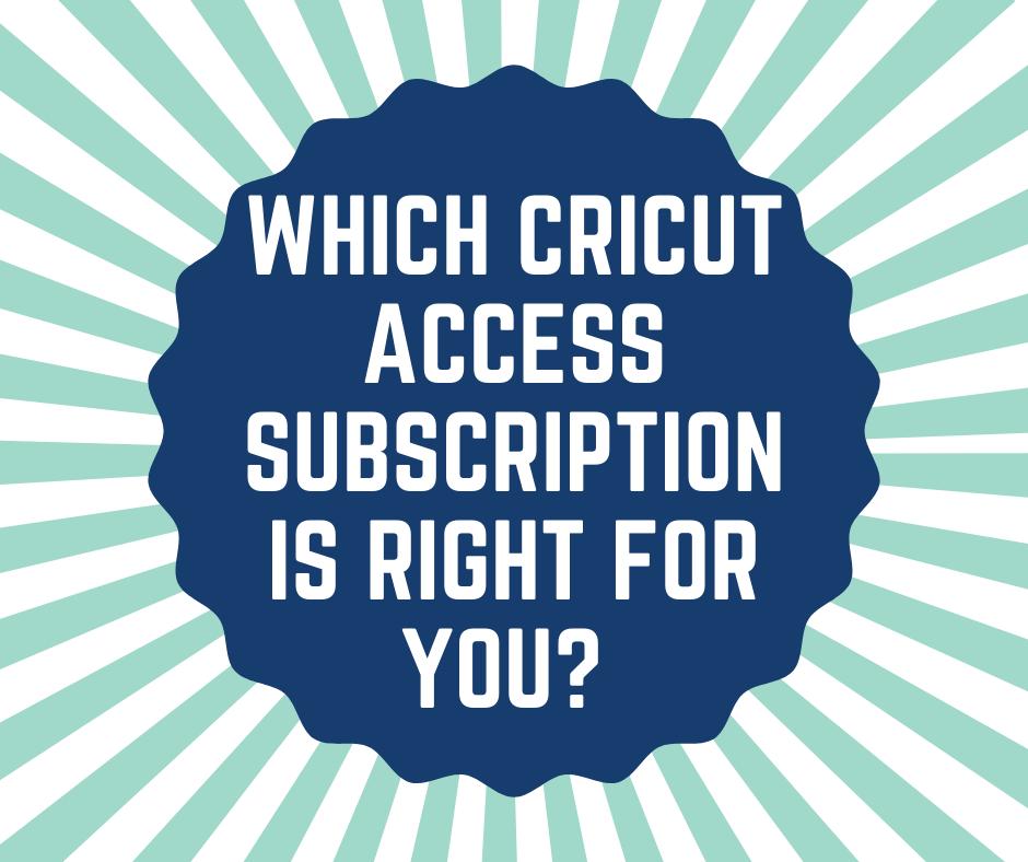 Cricut Access Infographic
