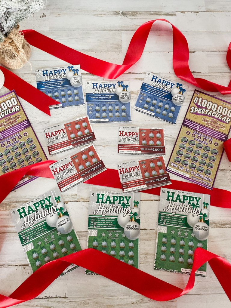 holiday scratch-offs from nj lottery
