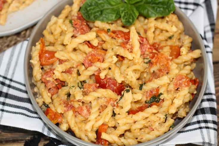 Tomato & Feta Pasta