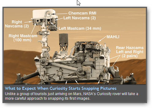 mars curiosity technology august 5 6 2012 NASA infographic