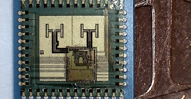 Sensor chip of SUCCESS