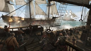 Assassin's Creed IV Naval Combat