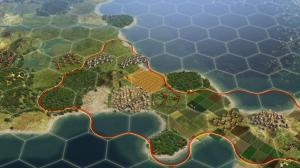 Civilization V Map