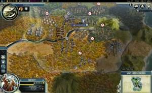 Civilization V Washington