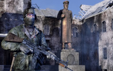 Red Orchestra 2 Heroes of Stalingrad Statue