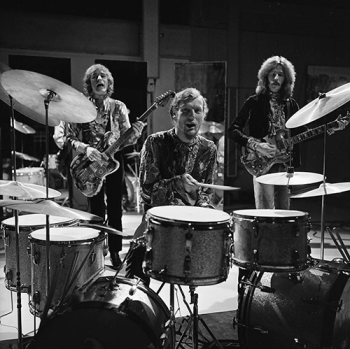 Cream on Fanclub Jack Bruce