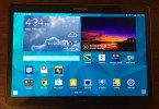 Galaxy Tab S front