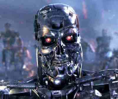 Terminator movie AI