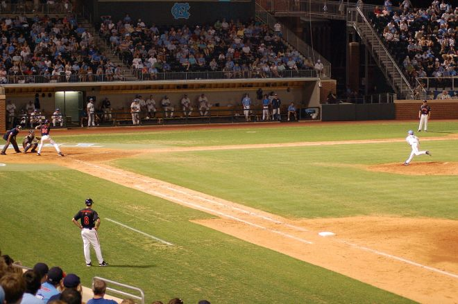 Baseball Sports UNC