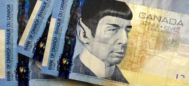 Spocking leonard nimoy spocked