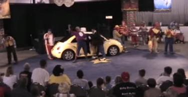clown car youtube candidacy