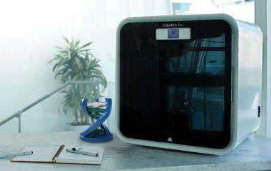 3d printer cubify-cube-pro1 2