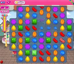 Candy Crush saga Gameplay II
