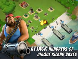 boom beach review boom beach attack