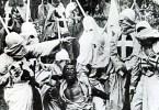 White on black violence