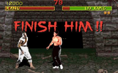 Mortal Kombat x review classic finish him
