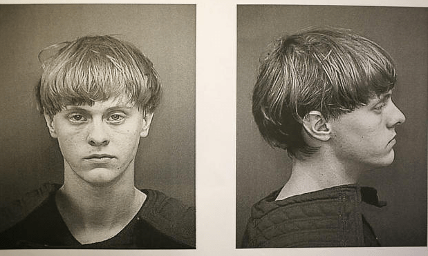 Dylann Roof church shooting