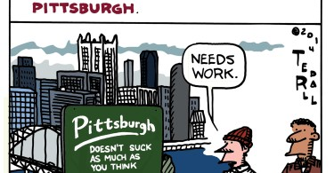 pittsburgh doesn't suck