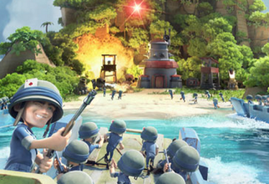 boom beach featured
