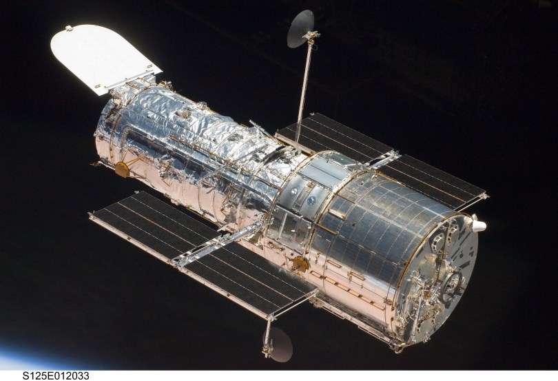 hubble space telescope featured