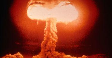 israel nukes explosion