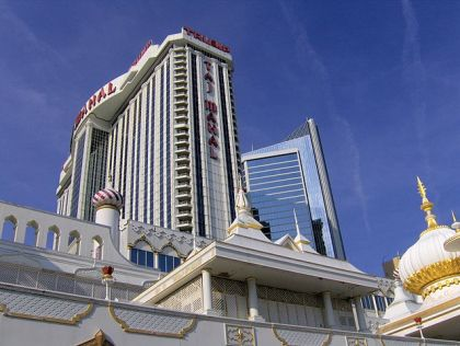 Donald Trump Taj Mahal Cassino