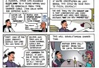 time warner robocalls cartoon ted rall
