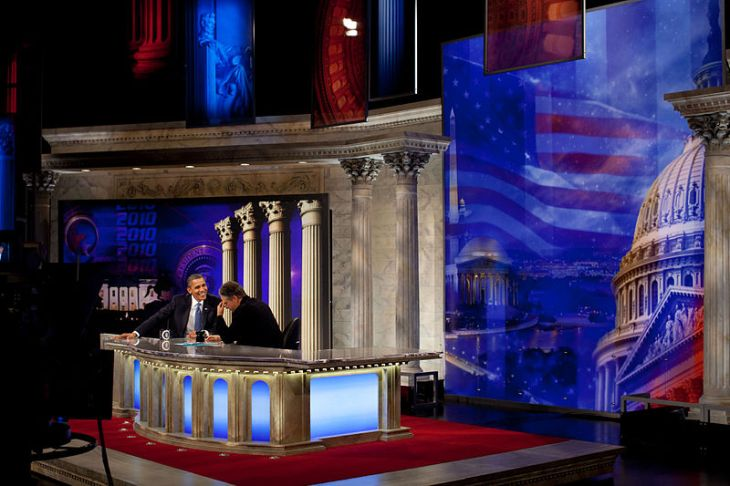 Daily Show/Trevor Noah taking over for Jon Stewart