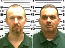 david sweat and richard matt escaping prison