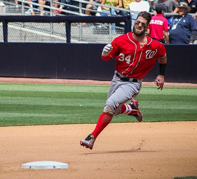 Bryce Harper 2015 baseball best of the season