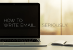 how to write an email featured