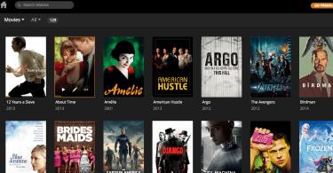 plex media server movies featured