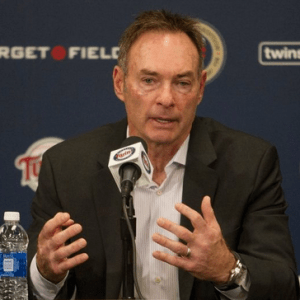 Paul Molitor Twins Baseball's Best