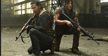 PTSD Jason Dias existential implications of The Walking Dead