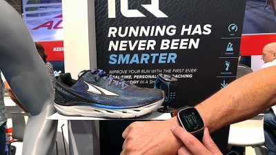 1-Altera smart running shoes