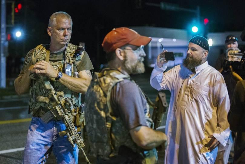 liberals need guns get a gun