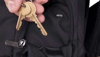 Genius Pack Intelligent Travel backpack