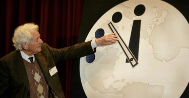 1947 doomsday clock