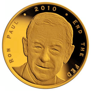 gold ron paul gold