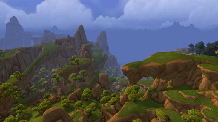 Nagrand Puzzle world of warcraft