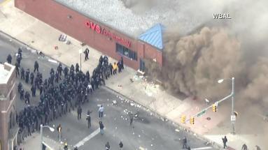 society baltimore riots
