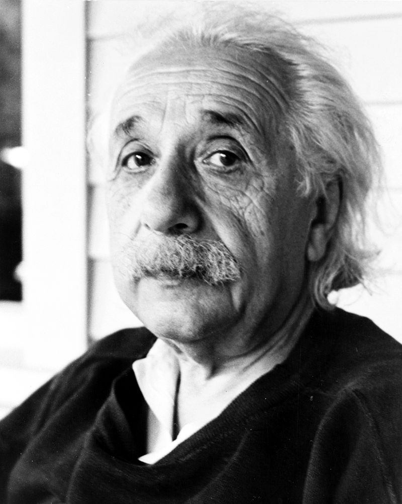 On The Albert Einstein IQ Issue: What If He Wasn't All That Smart?