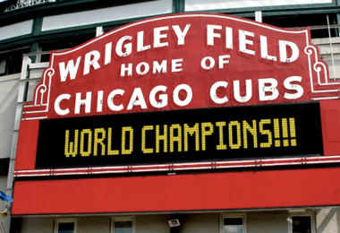 chicago cubs world series